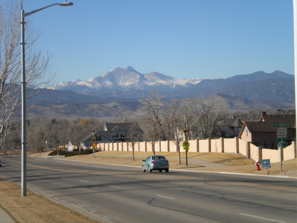 """17th Ave. also has a nice """"Mountain View"""""""