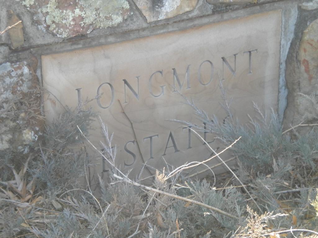 Forgotten sign