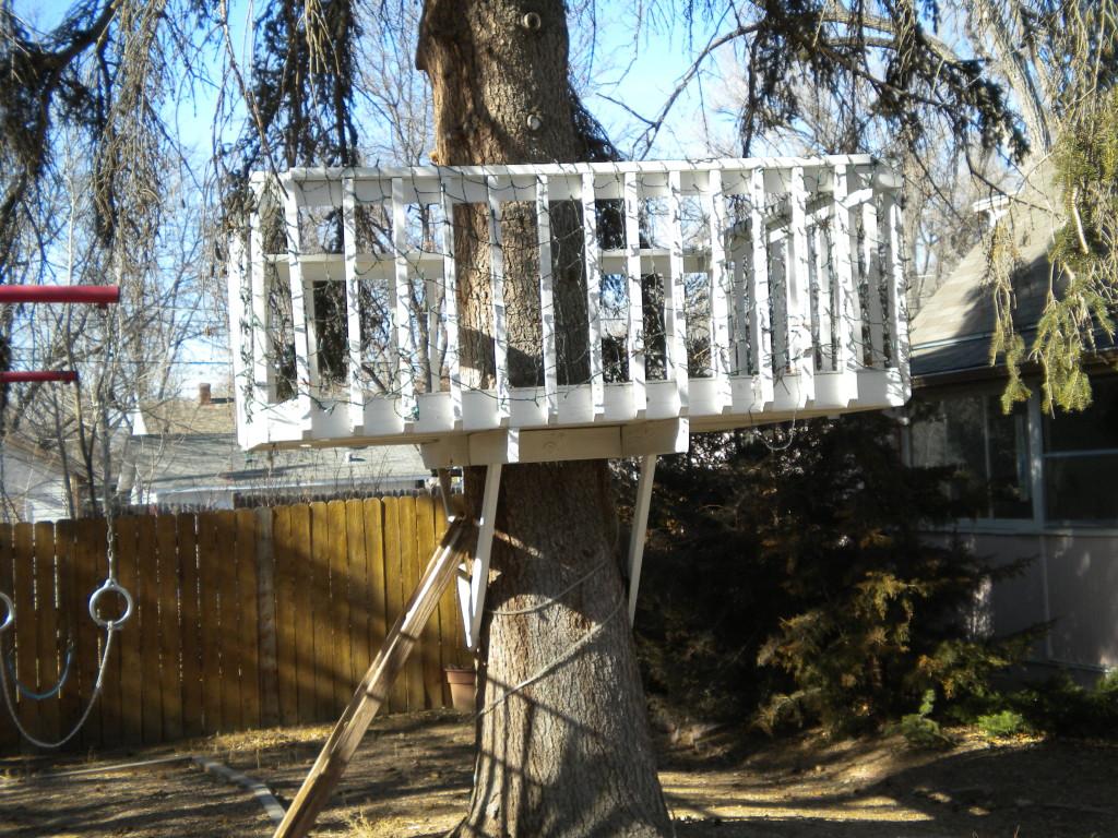 Tree house # 2