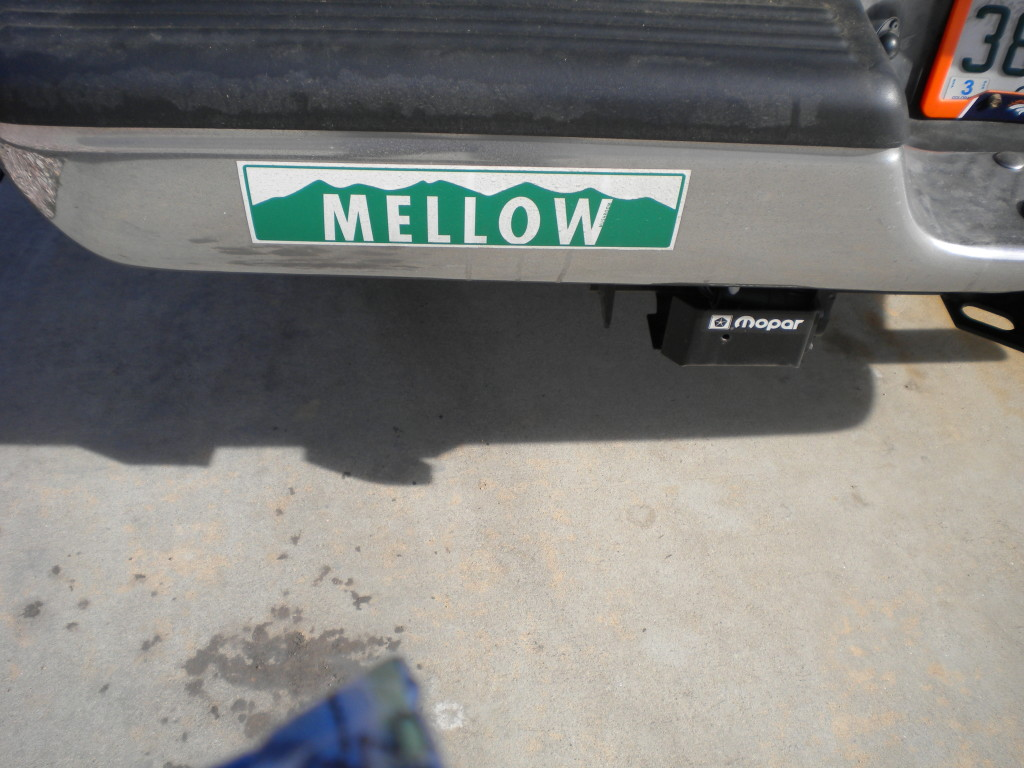 They call me MellowYellow