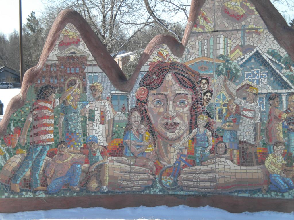 Kensington Park artwork