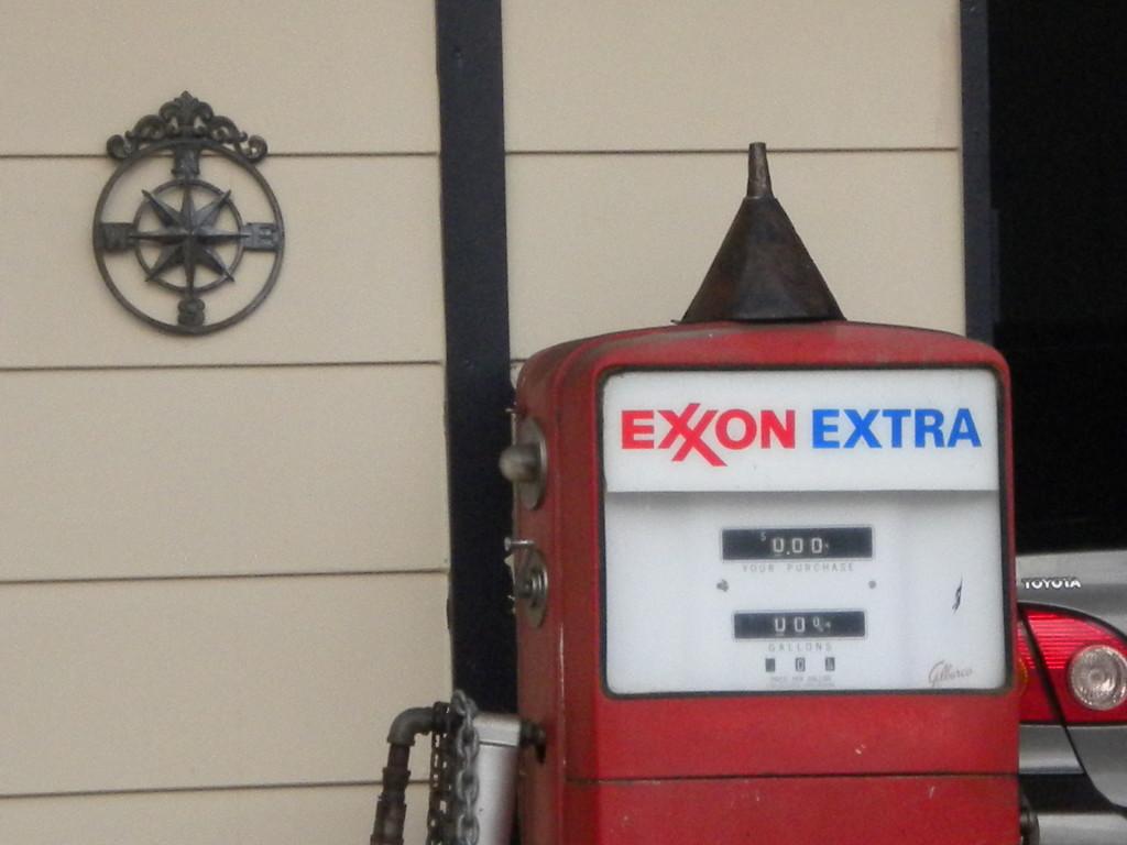 neighborhood gas station # 2