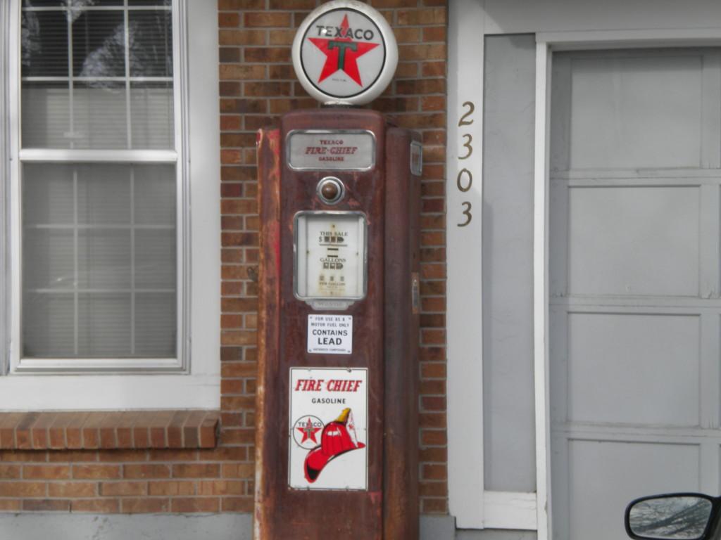 neighborhood gas station # 1