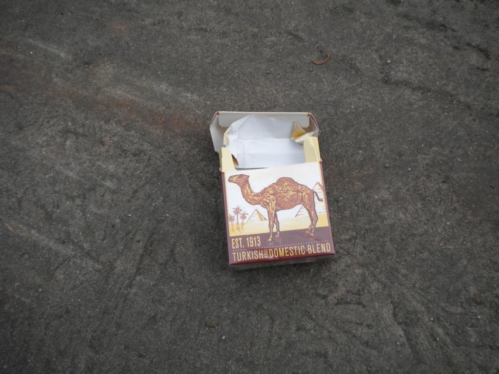 Camel always had the best cigarette art