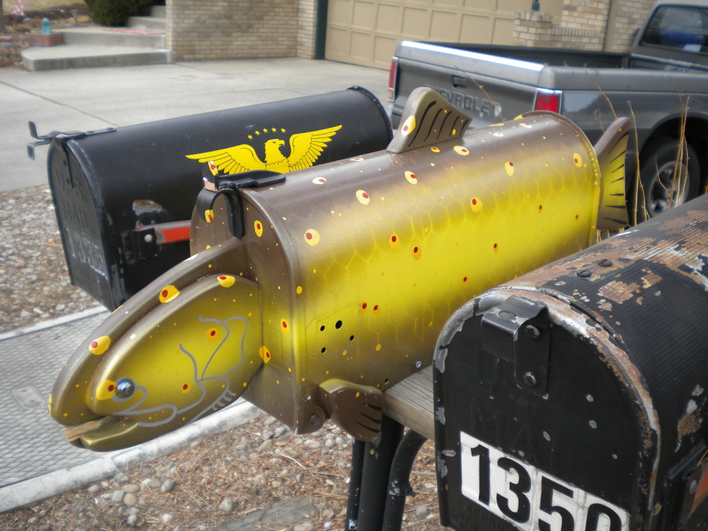 piscine mailbox of the day