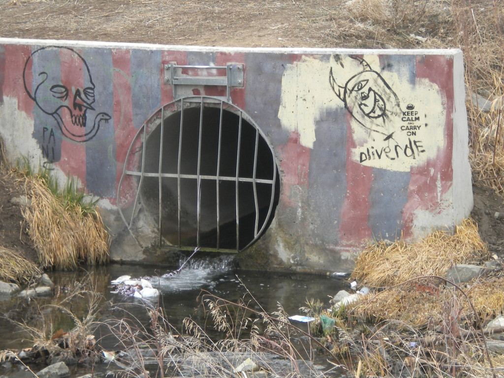 art in the middle of nowhere