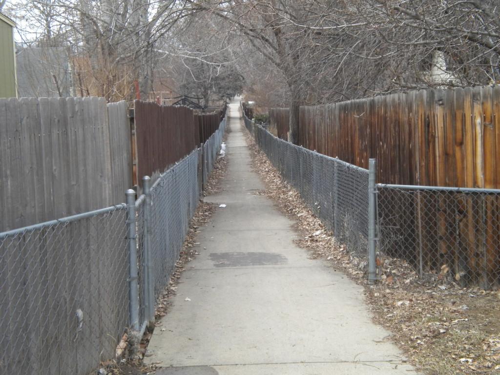 Long pathways