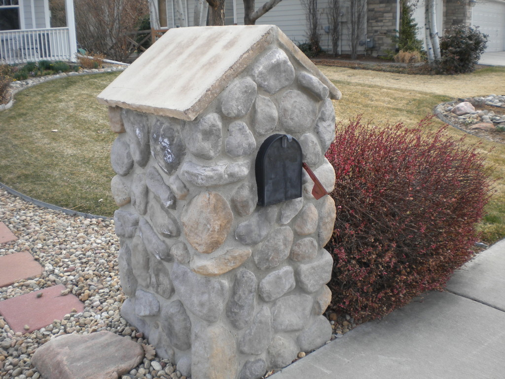 Cool Mailbox (but NOT Mailbox of the Day)