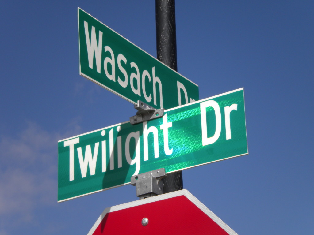 Wasach and Twilight