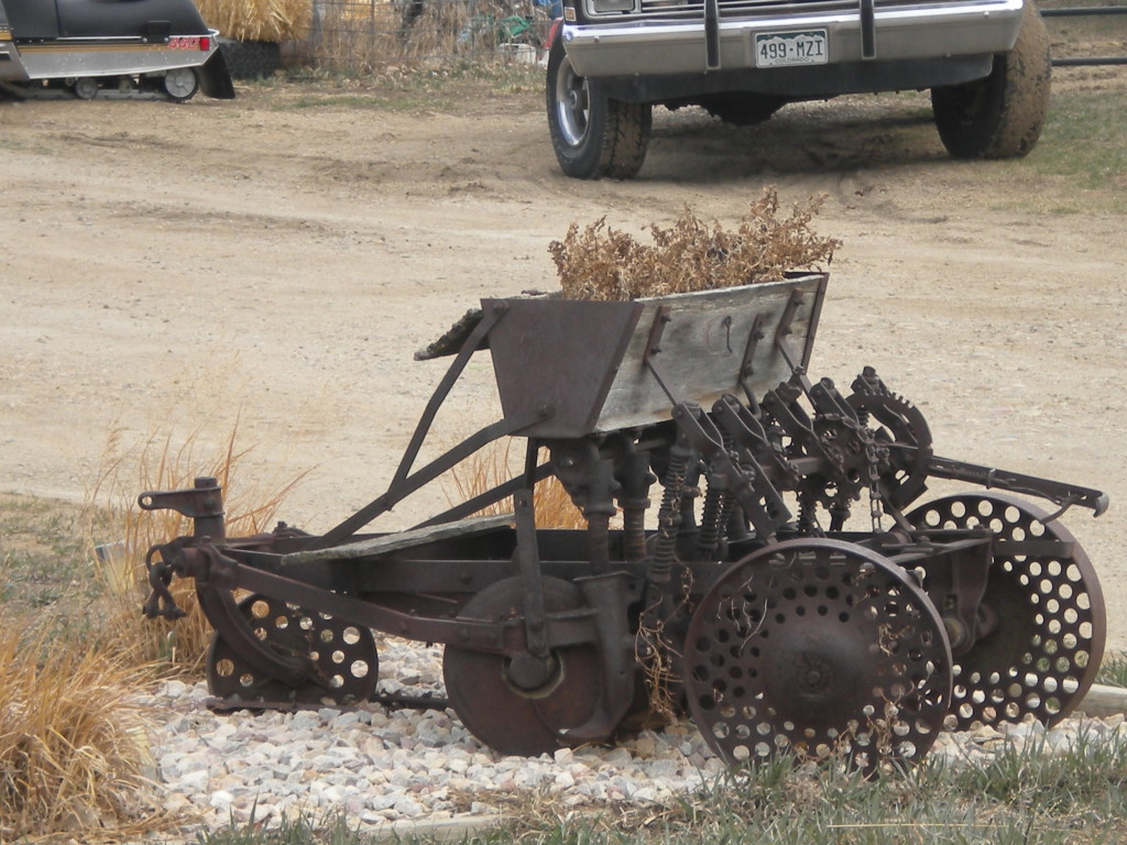 An old planter?