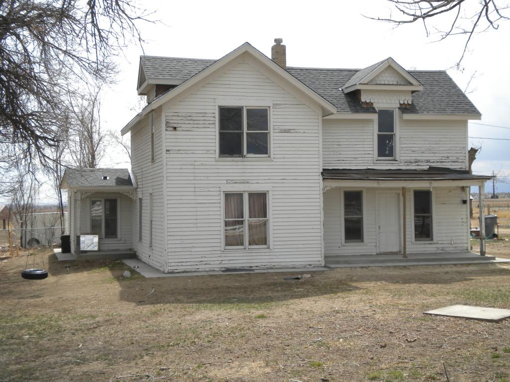 Ute highway house