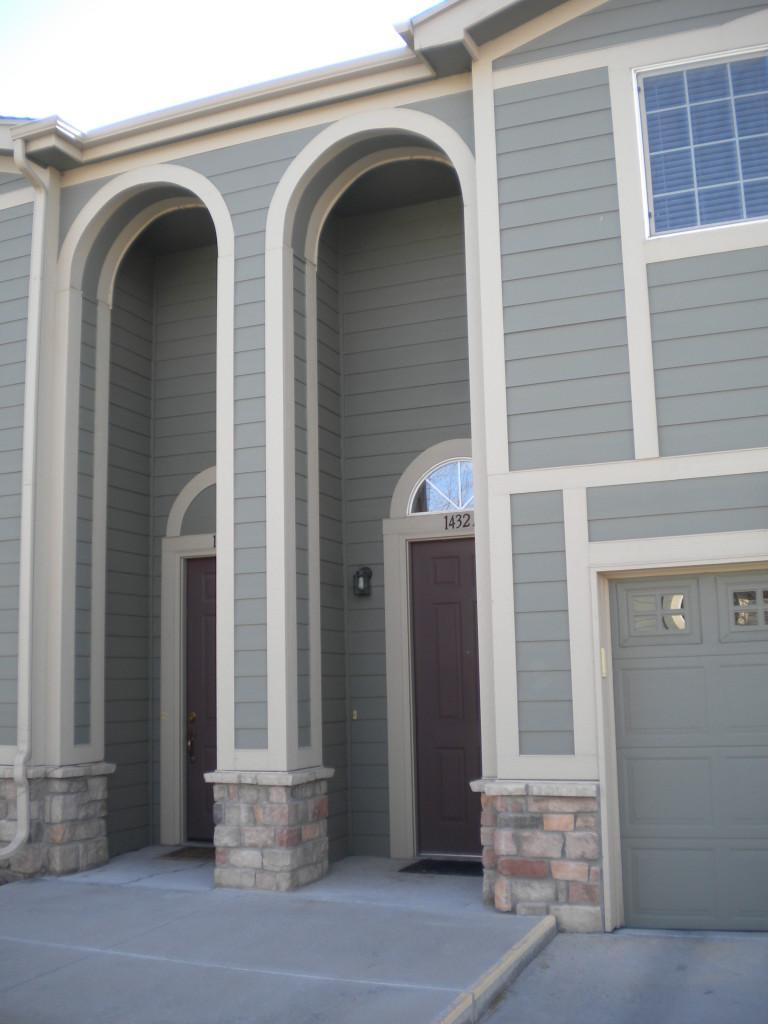 tall doors... even taller archways