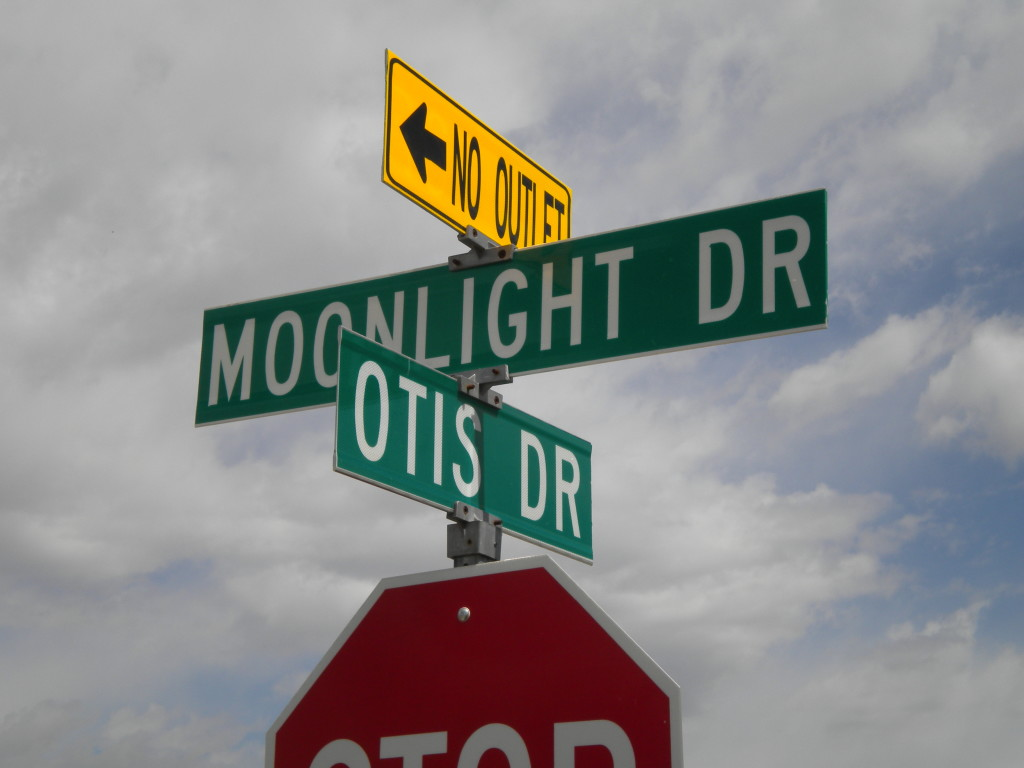 Moonlight and Otis