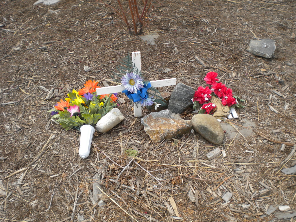 roadside memorial # 2