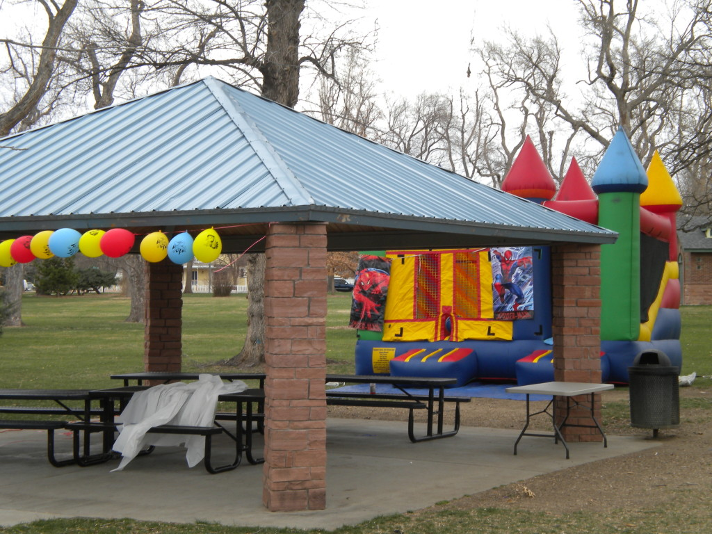 Party in Collyer Park