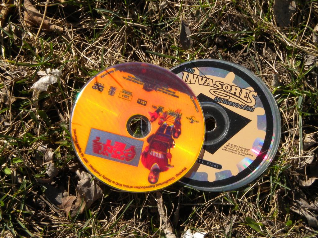 lost DVD & CD