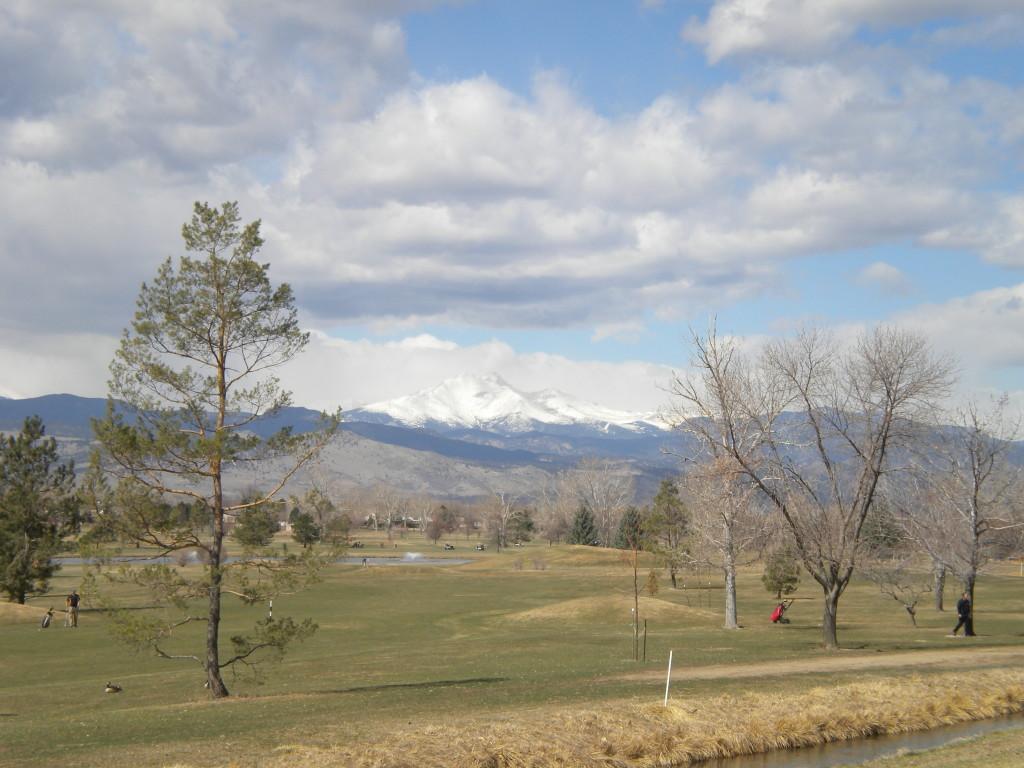 Twin Peaks GC # 2 --- Longs Peak