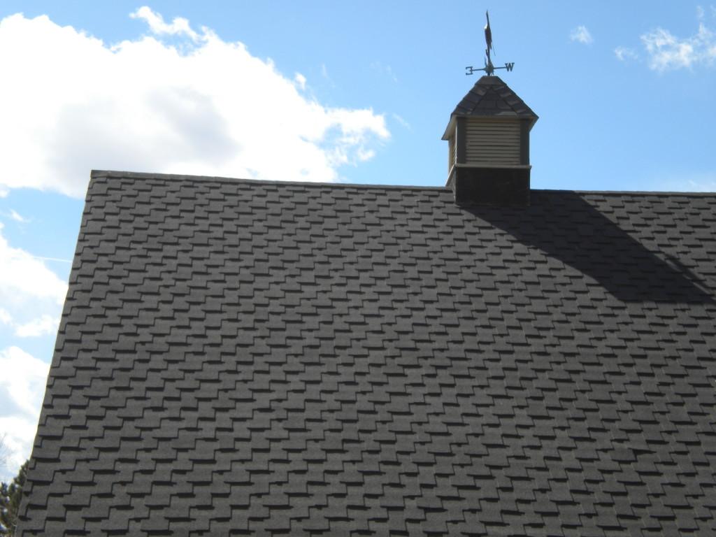 a very nice roof