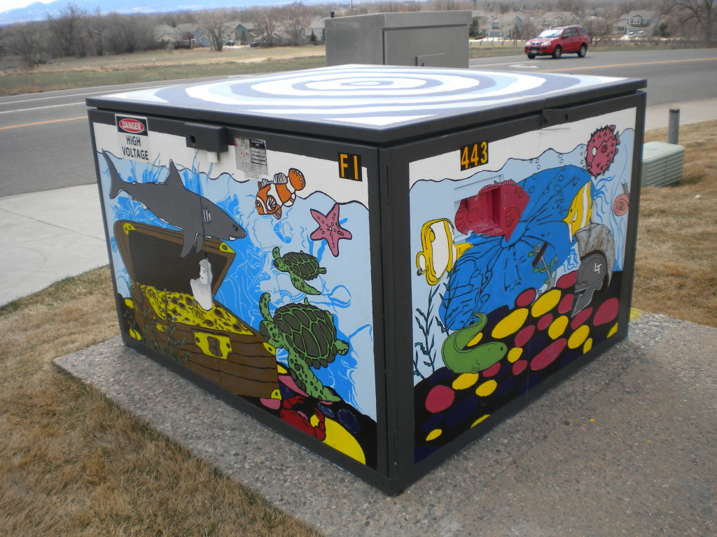 Electrical box art -- sides 3 and 4