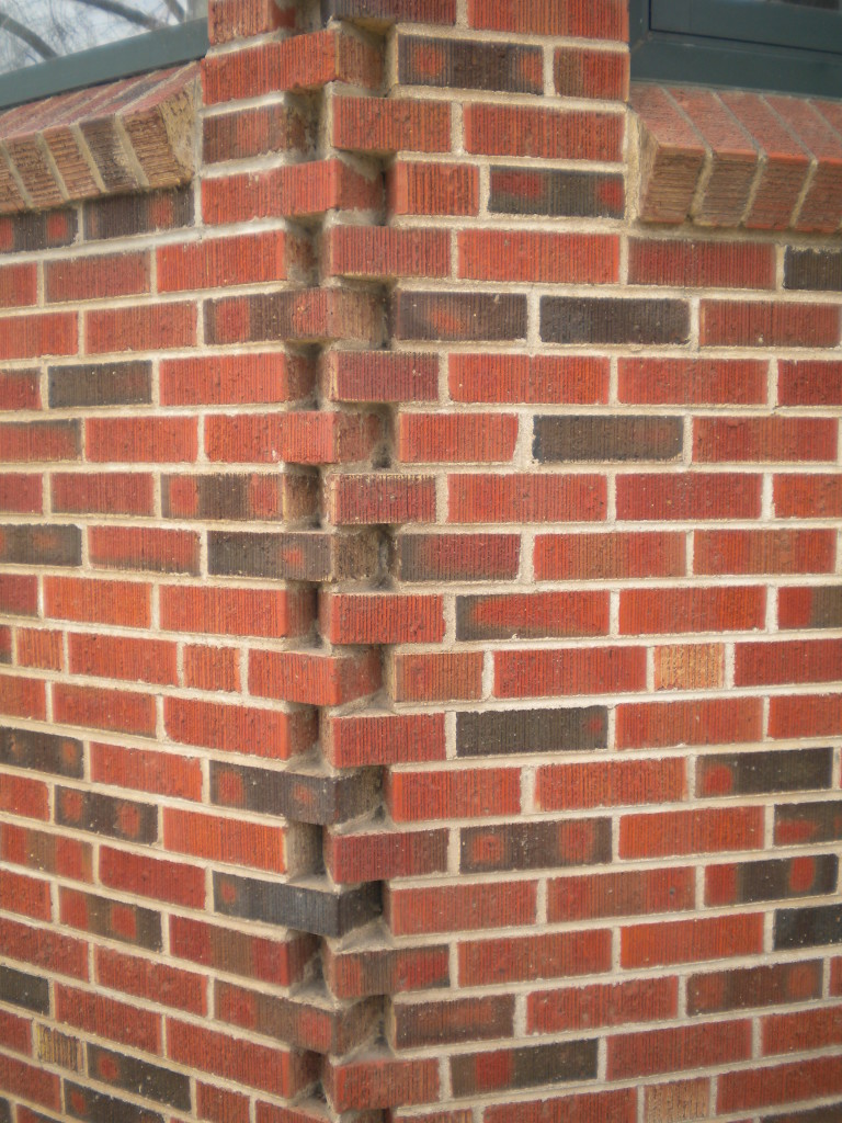 Interesting  brick work