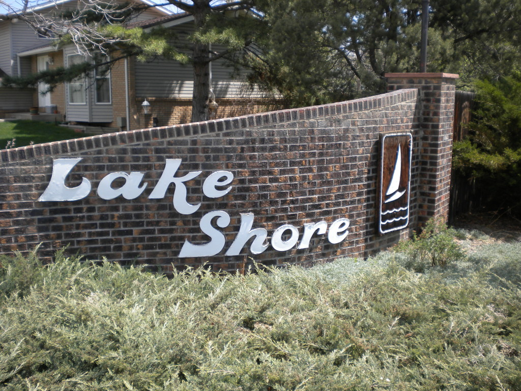 Lake Shore subdivision