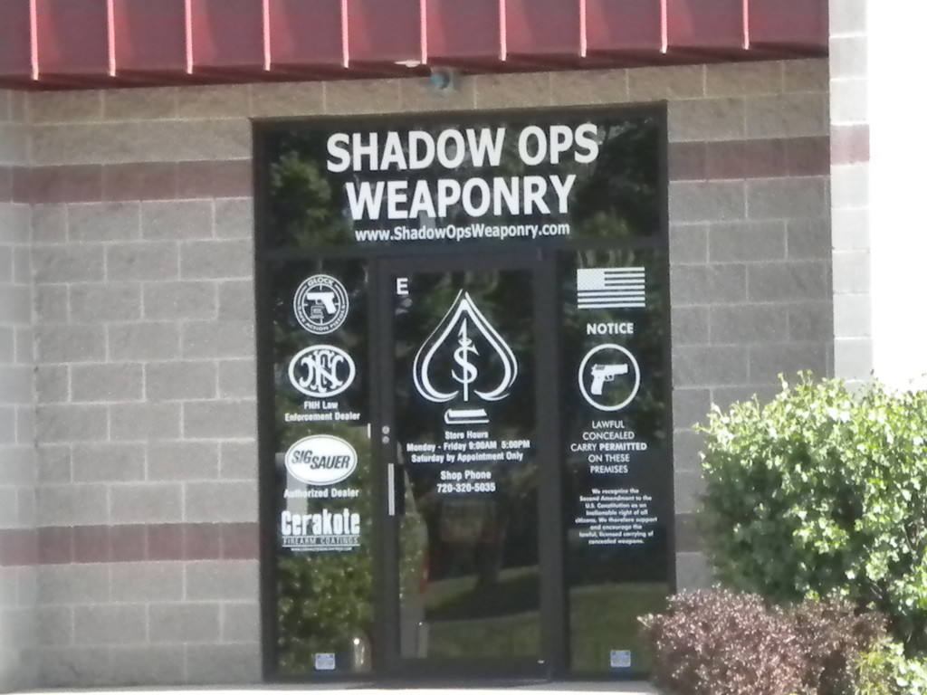 where I get all my Shadow Ops supplies!