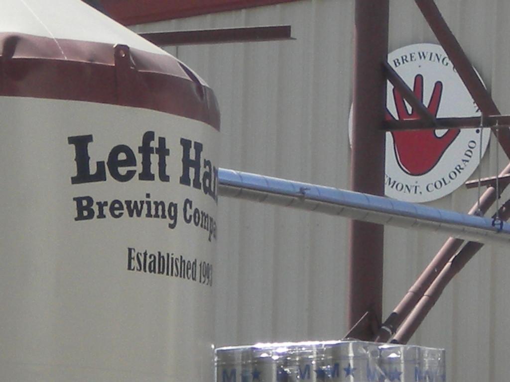 Left Hand vat