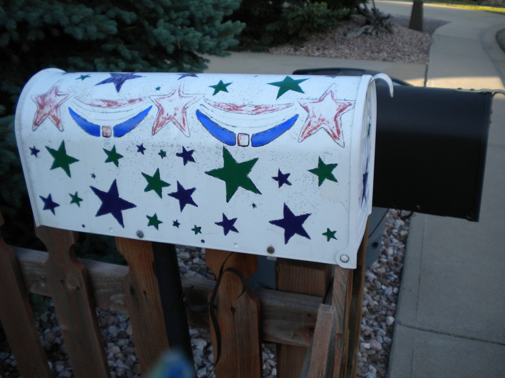 Star mailbox