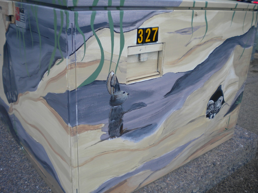 Electrical box view # 2