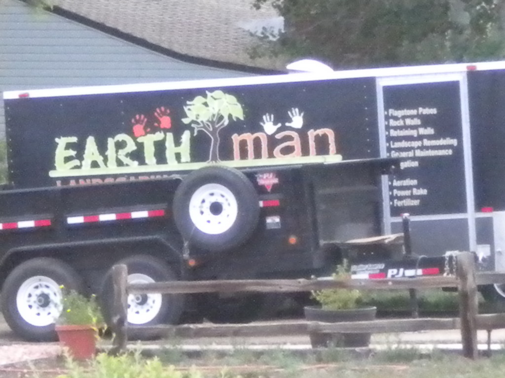 Earth Man Landscaping
