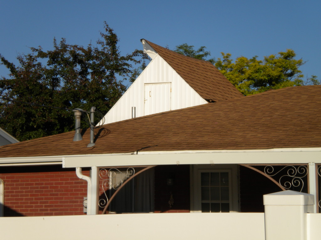 Roof entry/exit
