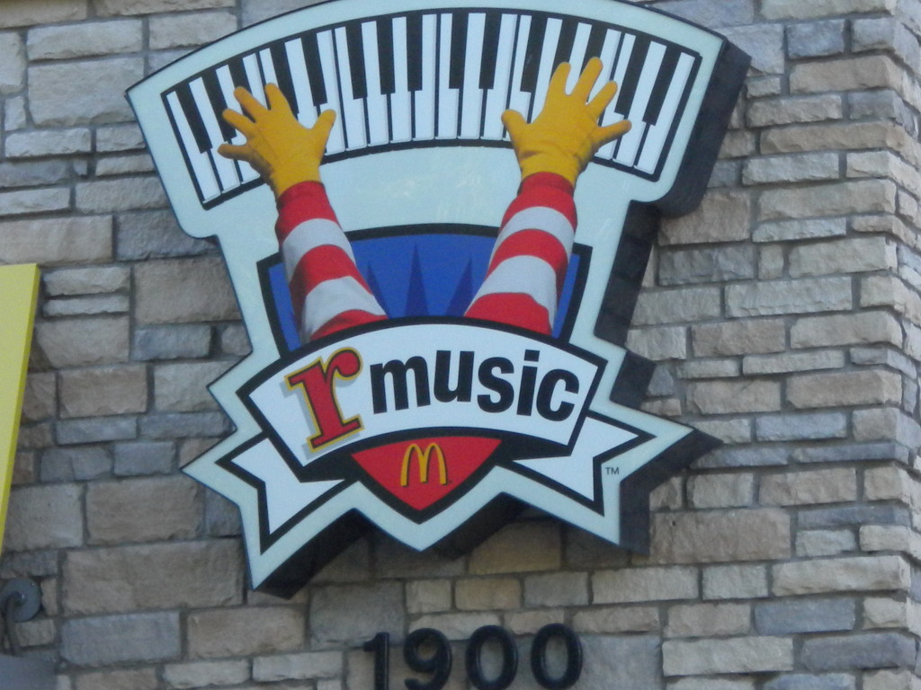 McDonald's Music
