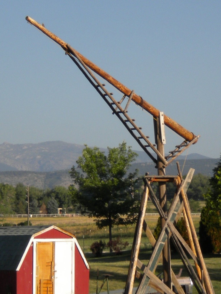 Windmill catapult???