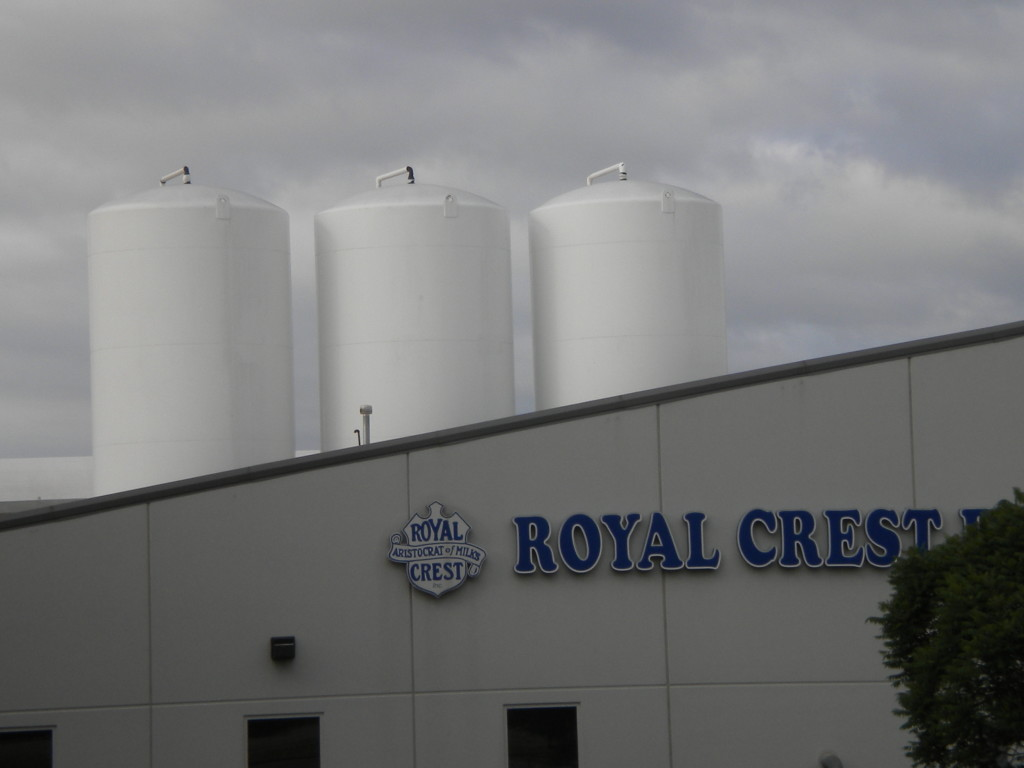Royal Crest dairy across 3rd (is this a new location)