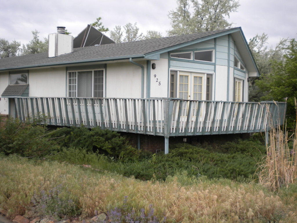 Noah's Ark house