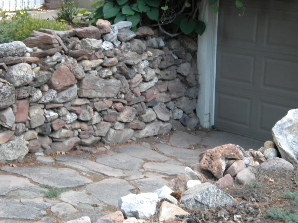 sunken driveway # 2