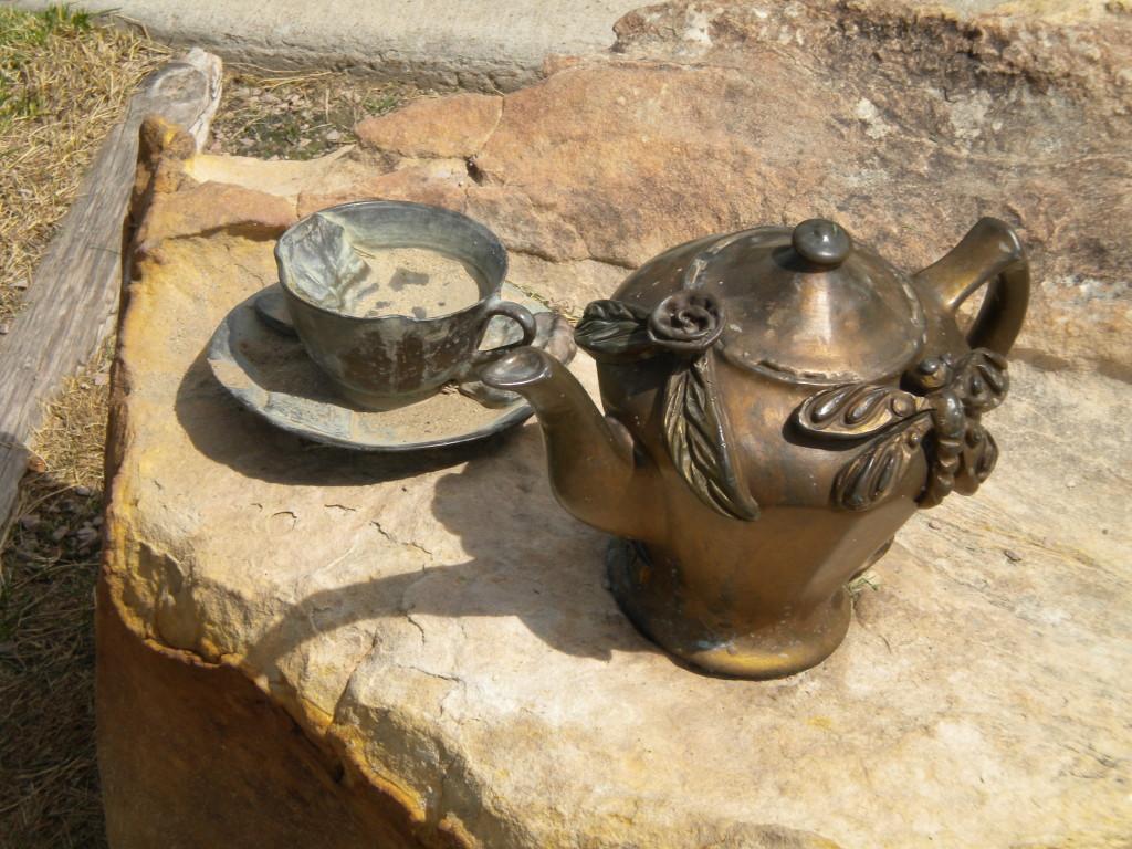 lost tea set