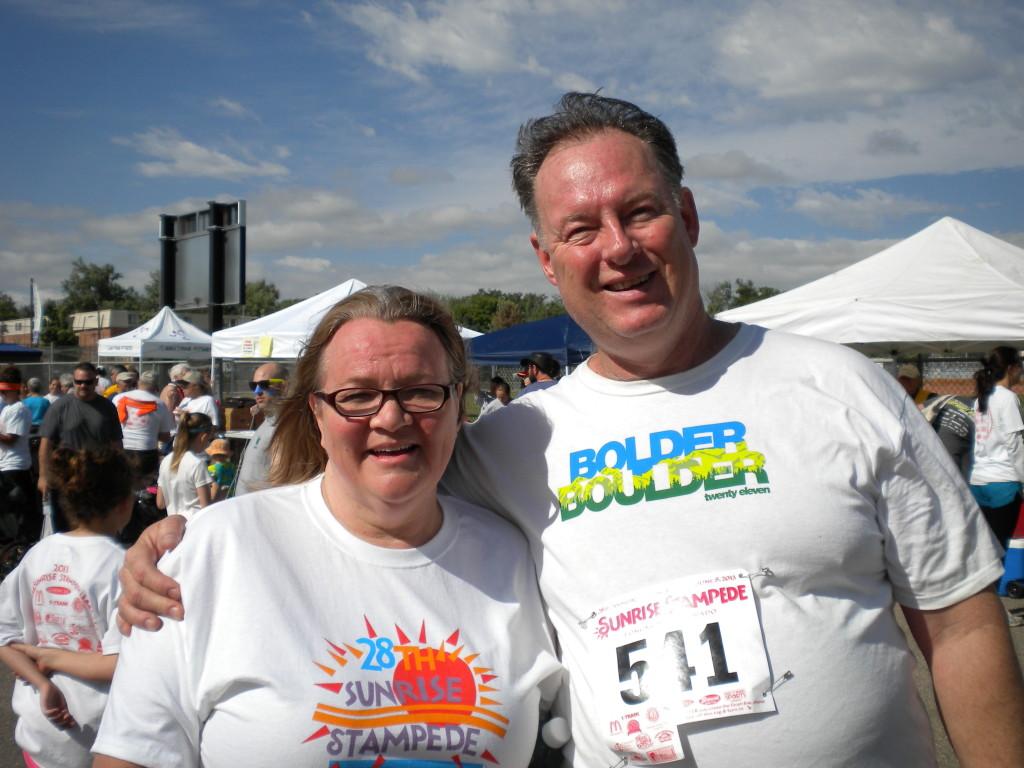 Mr. & Mrs. Longmont Streetwalker