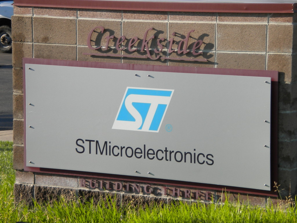 STMicroelectronics (never quite sure how to pronounce this...)