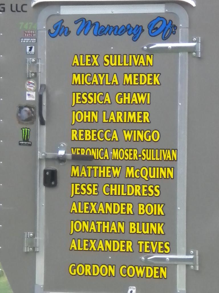2012 Aurora victims