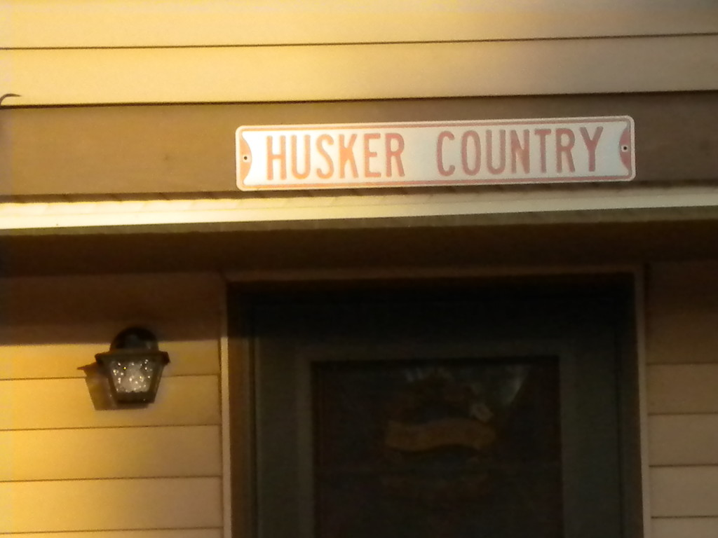 Husker Country