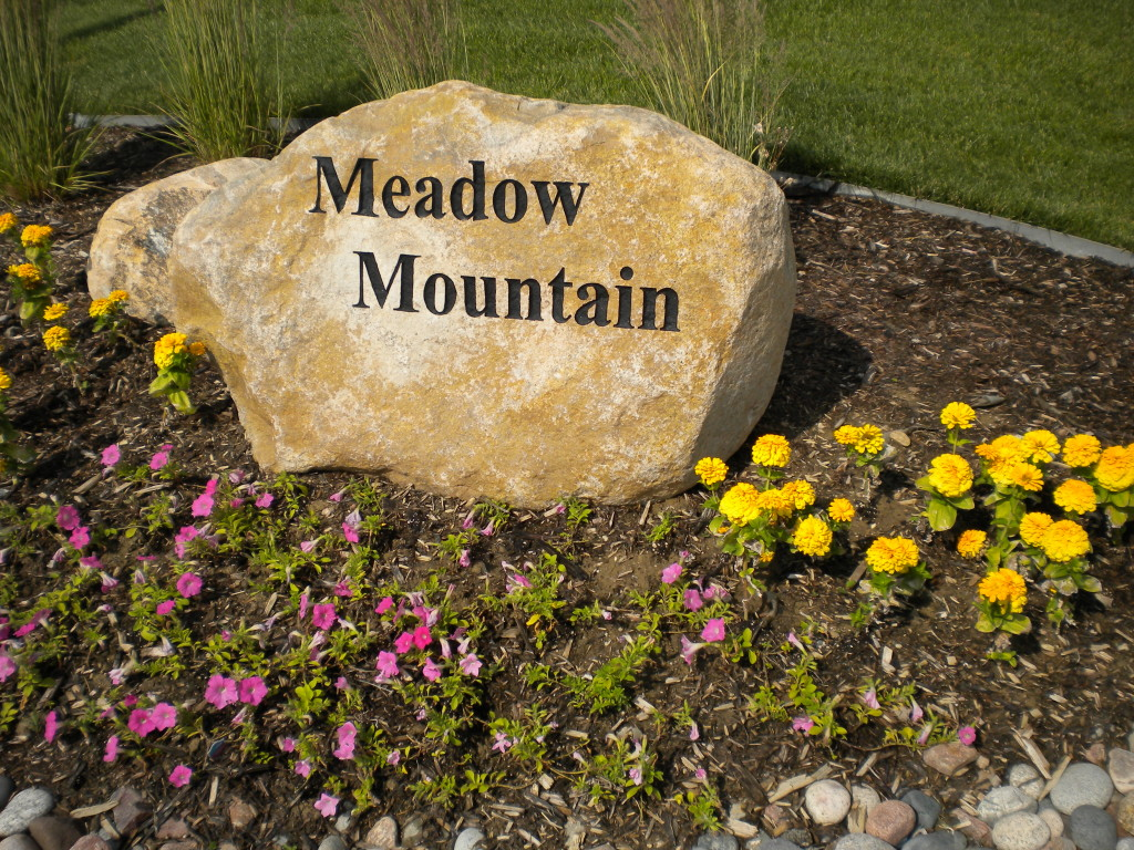 Meadow Mountain subdivision