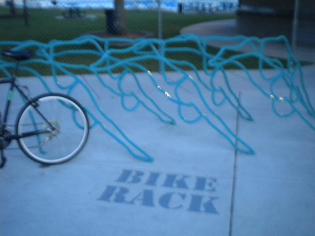Bike Race artwork