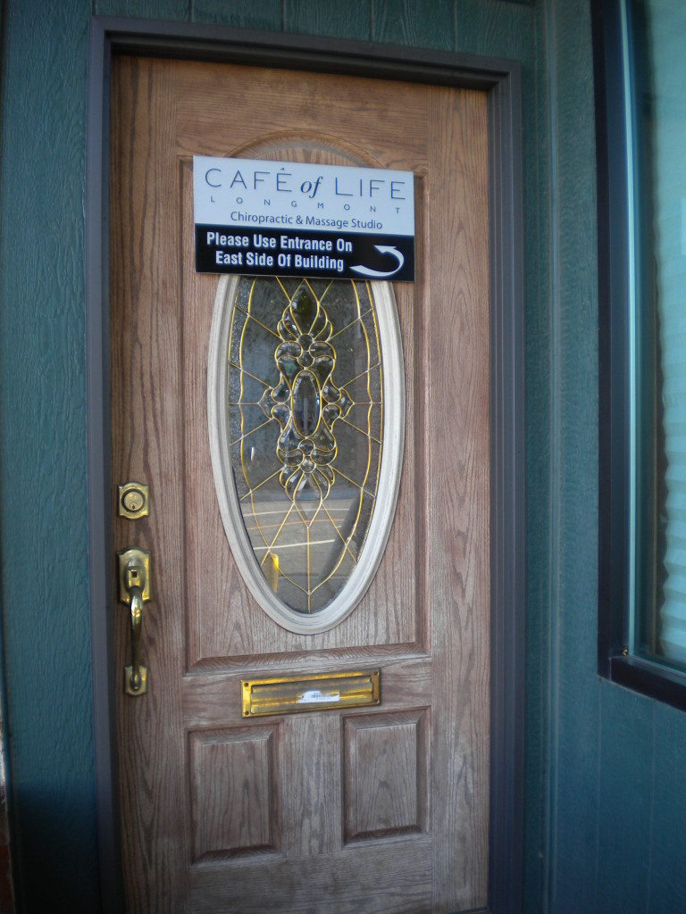 Cafe of Life Chiropractic & Massage