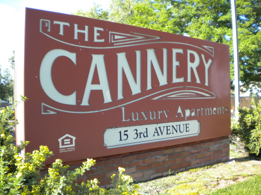 The Cannery apartments