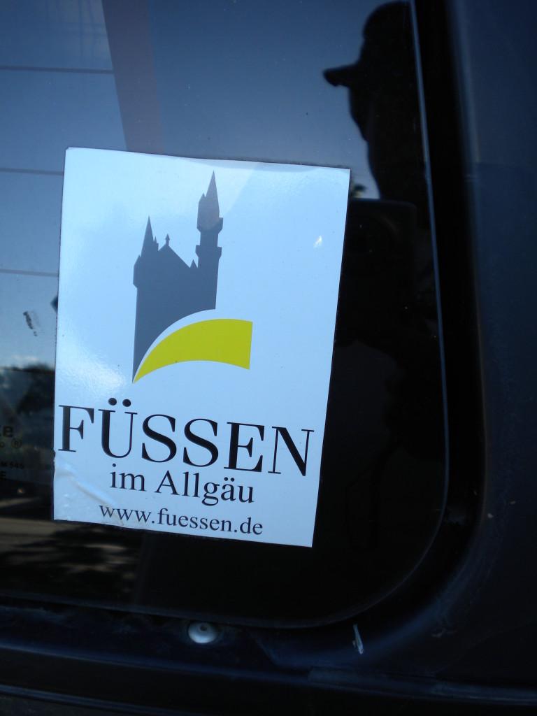 Fussen... & Mad King Ludwig (II)