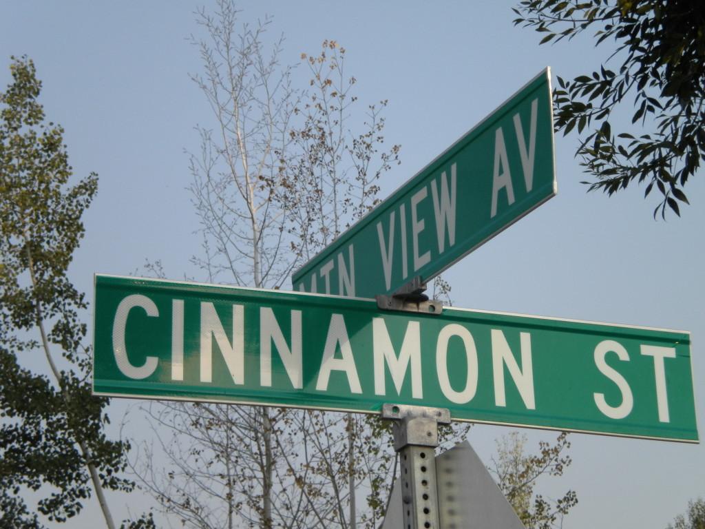 Cinnamon Street