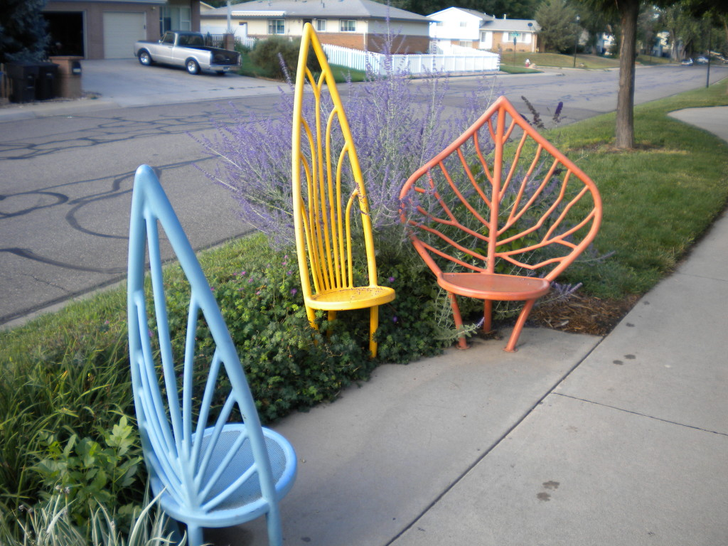 lefthand leaf chairs