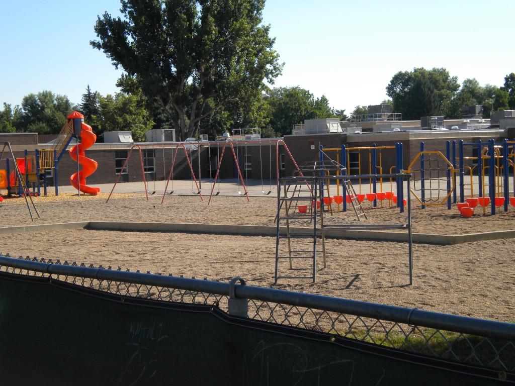 Burlington playground