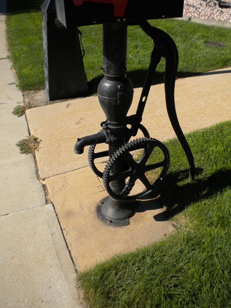 pump mailbox